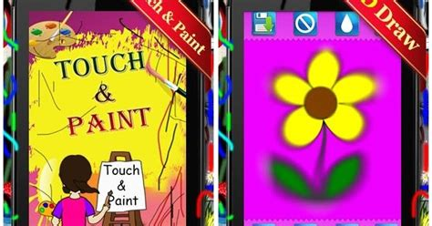 buy touch paint android app source code with 25
