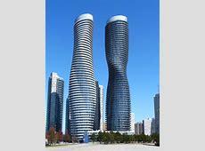 Absolute Towers Marilyn Monroe Skyscraper Canada e