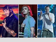 Billboard Hot 100 Post Malone on Top, Lil Pump & Imagine