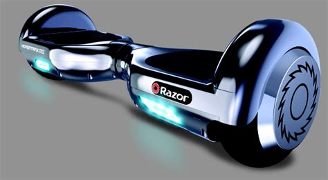 Razor Rushes To Release Two 'hoverboards' Before The