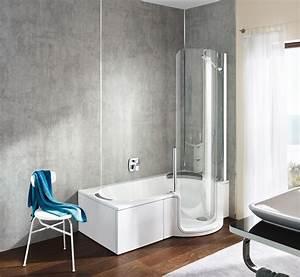baignoire douche avec porte comparer les prix novellini With prix baignoire avec porte