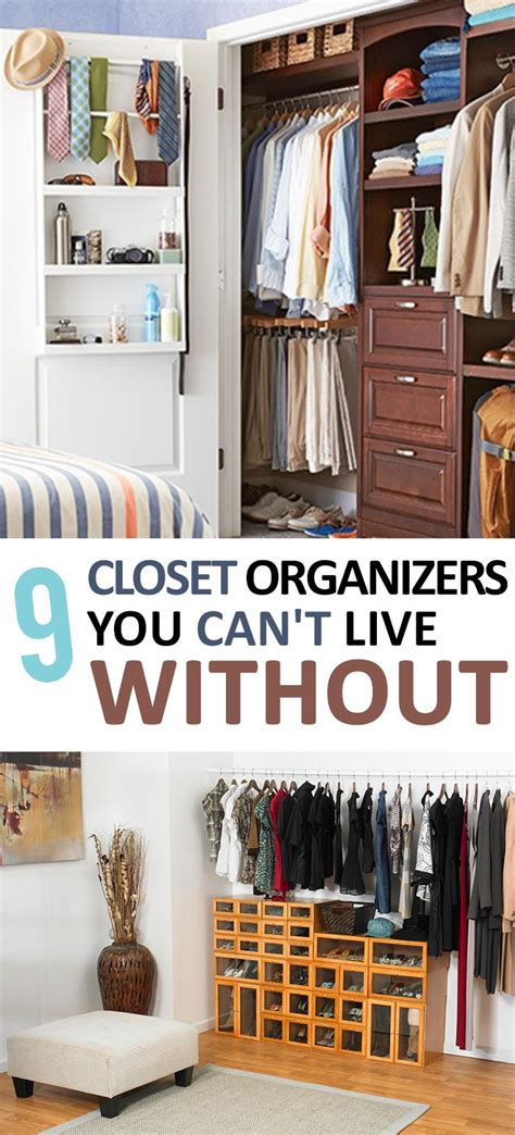 25 Best Ideas About Cheap Closet Organizers On