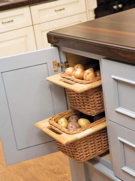 Kitchen Pantry Cabinet Ideas - 48 kitchen storage hacks and solutions for your home