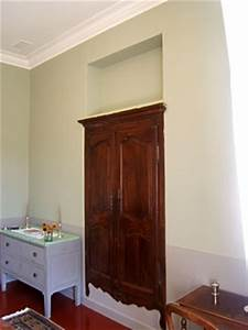 Armoire Murale Chambre : chambre avec armoire murale ~ Melissatoandfro.com Idées de Décoration