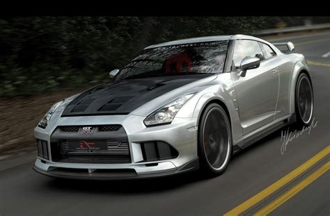 Nissan Car Gtr|hd Wallpaper