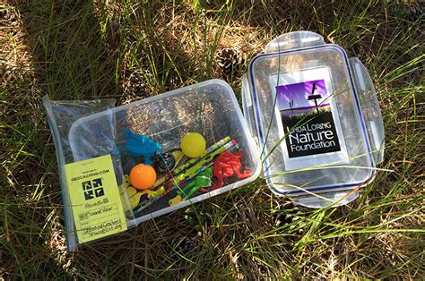 A Hunt for Real Treasure - Geocaching