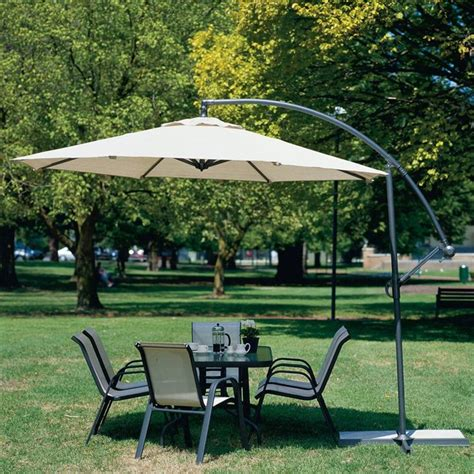 best 25 cantilever patio umbrella ideas on