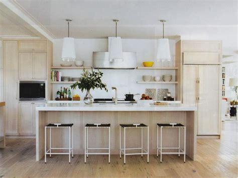 modern kitchen designs  open shelving