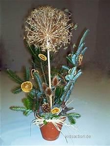 Basteln Draht Weihnachten : weihnachten adventsgestecke ~ Whattoseeinmadrid.com Haus und Dekorationen