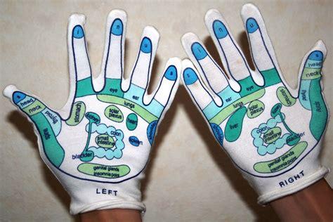 Tsubo  Pressure Point Gloves Tokyostargirl