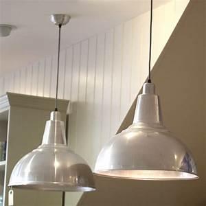 ? large aluminium kitchen ceiling lamp h d