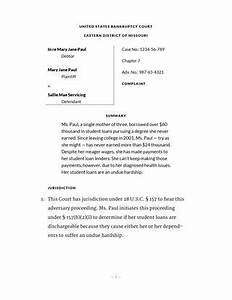 student loan essay