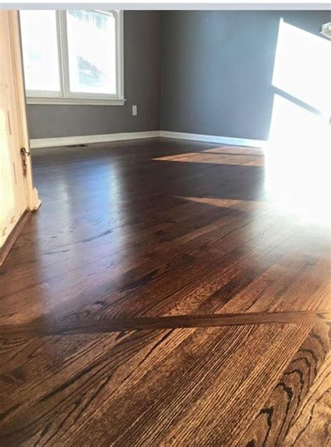 minwax dark walnut stain  oil based satin