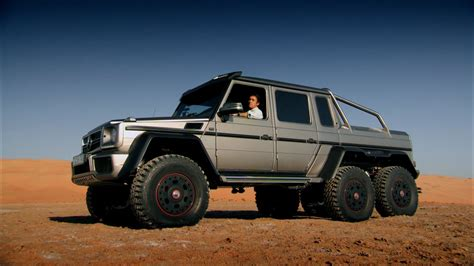 mercedes benz jeep 6 wheels top gear mercedes benz amg 6x6 youtube