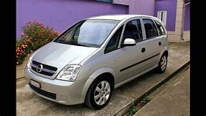 Opel Meriva 2006 : opel meriva 1 6 16v review automatic 2005 youtube ~ Medecine-chirurgie-esthetiques.com Avis de Voitures