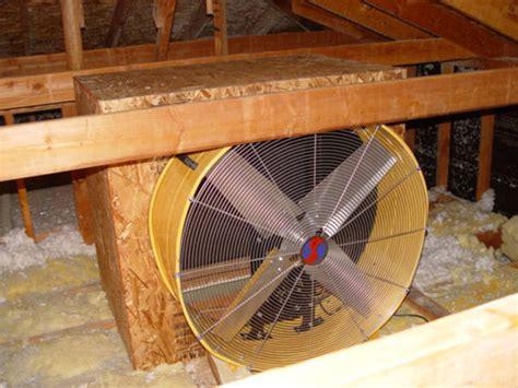whole house exhaust fan ventilation attic exhaust fan aura solar attic fan from active