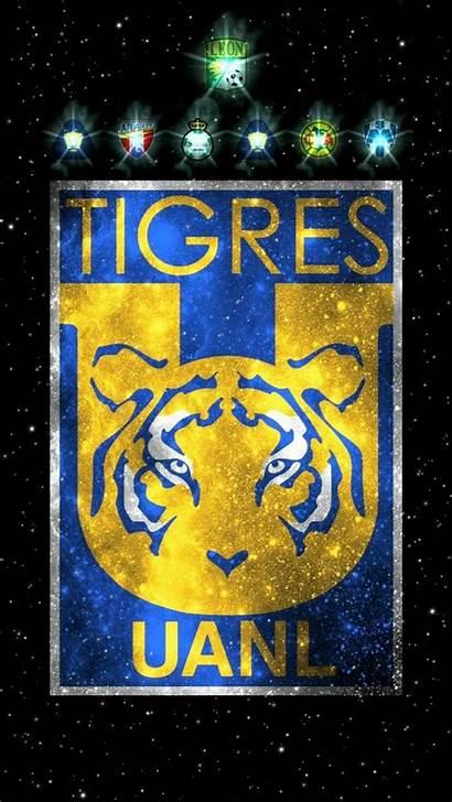 Tigres Uanl Imagenes Pantalla Estrellas Escudo Wallpapers