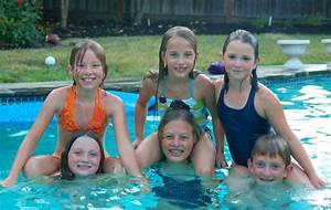 Games To Play In The Pool | Play With Your Family