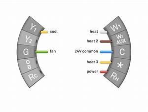 Nest Thermostat Wiring Diagram For Heat Pump