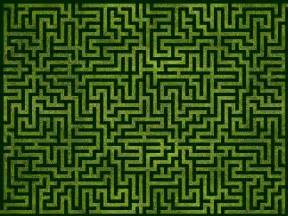 Gorgeous Maze Wallpaper   Full HD Pictures