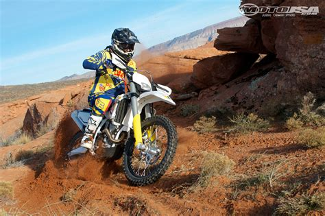 Husqvarna Fe 250 Image by 2014 Husqvarna Fe250 Comparison Photos Motorcycle Usa