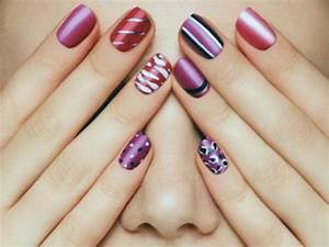easy nail designs for short nails pictures fashion gallery With easy at home nail designs for short nails
