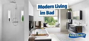 Bilder Für Das Bad : inspiration f r moderne traumb der bauhaus ~ Michelbontemps.com Haus und Dekorationen