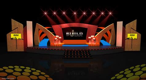 stage design  ajitkumar  full image