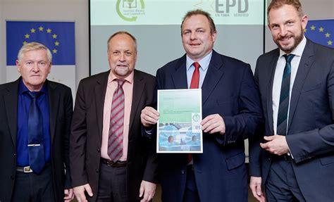 Gesamtverband Der Aluminiumindustrie by 220 Bergabe Eco Epds 2014 Ibu Institut Bauen Und Umwelt E V