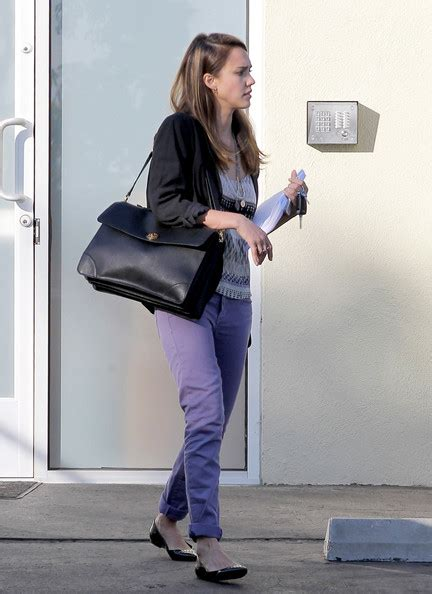 actress jessica the office jessica alba pictures jessica alba is casual at the