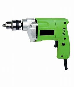 10mm Powerful Drill Machine With Semi Metal Body  Buy 10mm