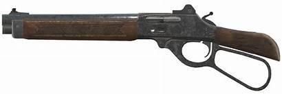 Lever Rifle Action Fallout 76 Gun Fandom