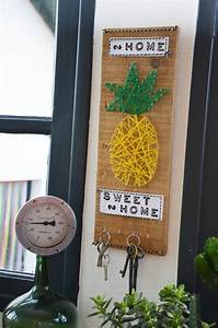 Fabriquer Un String : 1000 id es sur le th me porte cl mural sur pinterest ~ Zukunftsfamilie.com Idées de Décoration
