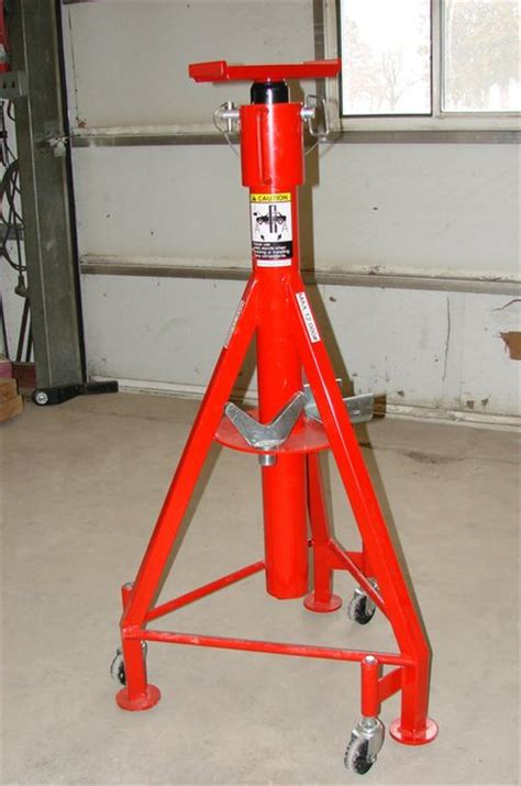 Tall Jack Stands by Viewing A Thread Continuation Of Tall Jack Stands For