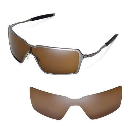 probation colors new wl polarized brown replacement lenses for oakley