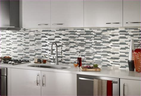 Easy To Install Backsplash   Home Design Ideas