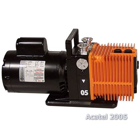 Pascal Vacuum by Alcatel 2005 2010 2015 2021 Pascal Series Rotary Vane