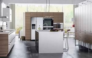Cuisine Ikea Blanche Et Bois : photo cuisine ikea 45 id es de conception inspirantes voir ~ Dailycaller-alerts.com Idées de Décoration