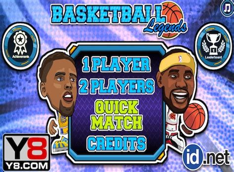 basketball legends  players game