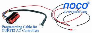 Programming Cable For Curtis Ac Controller