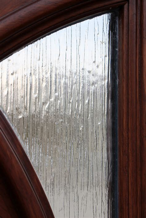 olympus portillo double doors  rain glass