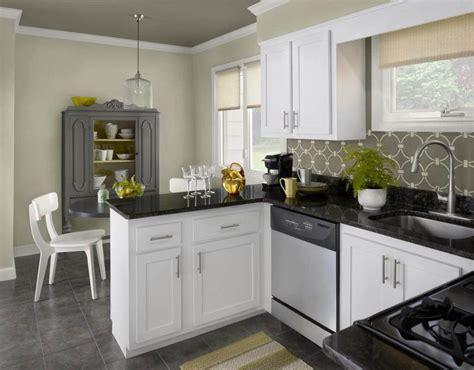 brilliant color schemes   small kitchens pick