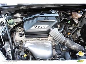 2004 Toyota Rav4 Standard Rav4 Model Engine Photos