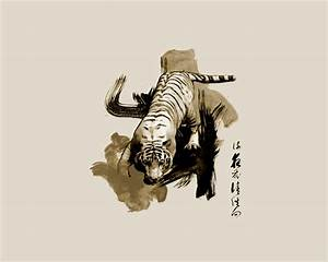 Chinese Tiger by TaaviQ on deviantART