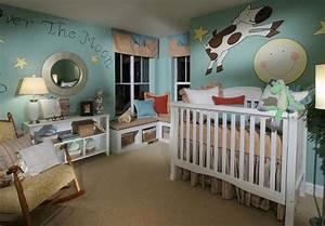 Décoration Chambre De Bébé : decoration chambre bebe fille et garcon ~ Teatrodelosmanantiales.com Idées de Décoration