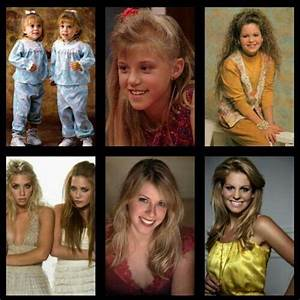 Full House Cast Now And Then Stephanie   www.imgkid.com ...