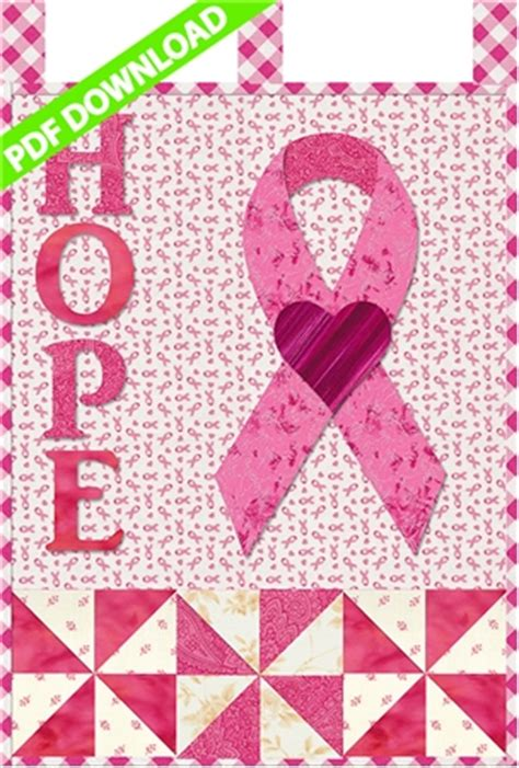 shabby fabrics downloads little blessings pink ribbon pdf download