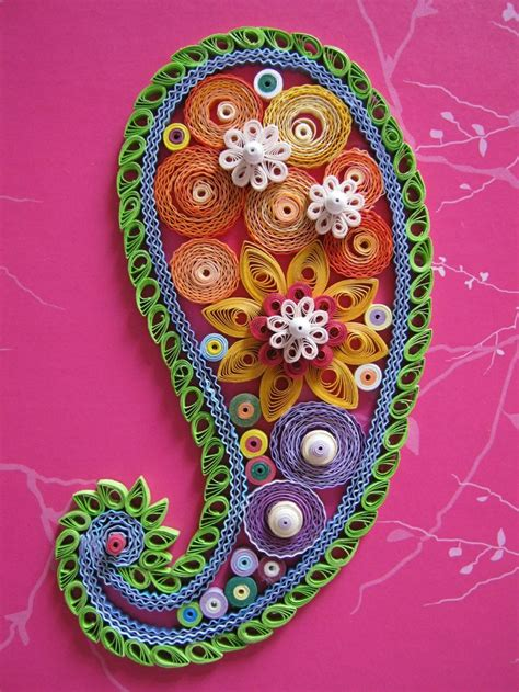 art  paper filigree  craftinto craft