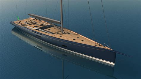 Yacht In The Water Song by Sailing Yacht My Song Baltic Yachts Yacht Harbour