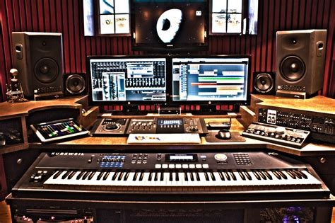 Home Recording Studio : Diy Recording Studio Basics For Anyone-soundzipper
